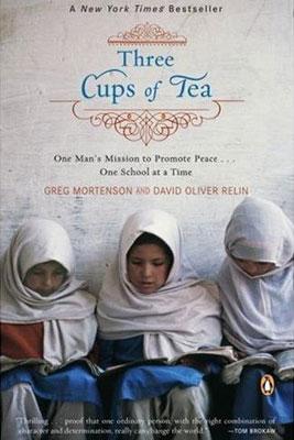 2008: Three Cups of Tea